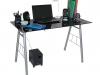 Стол для компьютера , черное закаленное стекло, GD-012/Black – 6300 рублей