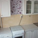 Отремонтировали и переустановили кухню