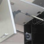 Замена подъемных механизмов на кухне