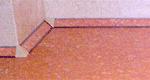 Кухонный плинтус для столешниц